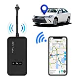 Likorlove GPS-Tracker für Fahrzeuge Echtzeit-GPS Auto Tracker Locator GPRS GSM Tracking-Gerät...