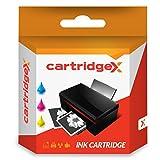 cartridgex Kompatible Tintenpatrone Ersatz für BCI-21C, dreifarbig für Canon bjc-2000201021002110211521202125323F 4000410042004200Photo 430043024304430443104400450045504650500051005500Bubble Jet i450cfx-b380if B180C B210C B215C B230C B740MultiPASS 10C10C2020000C30C3000C3500C50C5000C530C545C5500C555C560C635C70C75C80S100