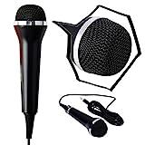 Mcbazel Universal USB Wired Mikrofon Mic für PS4 Slim Pro PS3 Xbox Ein 360 WII PC