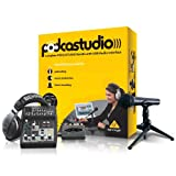 Behringer PODCASTUDIO USB Recording Set