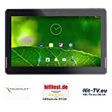 TOUCHLET Android-Tablet-PCs: 13,3'-Tablet-PC X13.Octa mit 8-Kern-CPU, Android 5.1, Full HD
