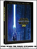 Review: Star Wars The Force Awakens 3D Collectors Edition Blu Ray Review [OV]