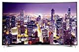 Grundig Fine Arts FLX 9591 SP 139 cm (55 Zoll) Curved Fernseher (Ultra-HD, Triple Tuner, 3D, Smart TV)