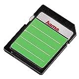 Hama Speicherkarten-Etiketten 'SD/MMC', 18 Stück, farblich sortiert