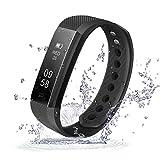Fitness ArmbandUhr, Movaty ID115 Smart Bracelet Wasserdicht IP67 Fitness Tracker Aktivitätstracker...