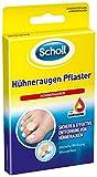 Scholl Hühneraugen-Pflaster zur Behandlung von Hühneraugen, 3er Pack (3 x 1 Stück)