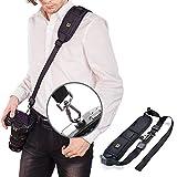 GOMAN Kameragurt Schultergurt Schnellverschluss Neopren Kamera Tragegurt Schultergurt Gurt für...
