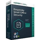 Kaspersky Small Office Security Standard | 5 Geräte 5 Mobil 1 Server | 1 Jahr | Windows/Mac/Android | CD in Box | für kleine Unternehmen