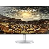Samsung C34F791 86,4 cm (34 Zoll) Curved Monitor (LCD/TFT) grau