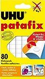 UHU Patafix (1648810) Klebepads (80 ST) weiß