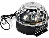 DMX Disco DJ Lichteffekt Discokugel LED Licht Lampe Strahler Flutlicht Party