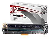 PerfectPrint Kompatible Tonerkartusche Ersatz für HP Farbe Laserjet CP-1210CP-12151215N 1217151015141514N 1515N 15181518NI cm-13121312NF 1312N CB540A (schwarz)