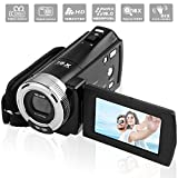 PowerLead Mini DV C8 16MP High Definition Digital Video Camcorder DVR 2.7 '' TFT LCD 16x Zoom Hd...