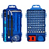 Feinmechaniker Schraubendreher Set, Faireach 110 in 1 Präzision Werkzeugset, Magnetisches Fein Reparatur Satz, Screwdriver Repair Tool Kit für Modellbau, Handy, iPhone, iPad, Tablet, PC, Uhr, Kamera