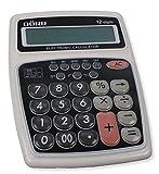 DÖRR Taschenrechner / Tischrechner / Extra große Tasten / schwarz