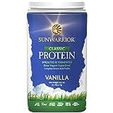 SUNWARRIOR Natürliches Classic protein Vanille, 1er Pack (1 x 1000 g)
