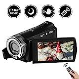Videokamera Camcorder Full HD 24.0 MP Digitalkamera 1080 P 3.0' INCH LCD Nachtsicht Vlogs...