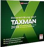 Lexware TAXMAN 2018 in frustfreier Verpackung / Übersichtliche Steuererklärungssoftware für Arbeitnehmer, Familien, Studenten und im Ausland Beschäftigte / Kompatibel mit Windows 7 oder aktueller