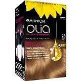 Haarfärbemittel permanente ohne Ammoniak Olia goldblond N. 7,13