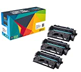 Doitwiser ® kompatible Schwarze Toners 3 Stücke für Canon IR-1133 IR-1133A IR-1133iF (C-EXV40) Kapazität 6.000 Seiten