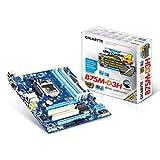 Gigabyte GA-B75M-D3H Sockel 1155 Mainboard (micro-ATX, 4x DDR3 Speicher, HDMI, DVI-D, SATA III, 4x...