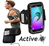 Navitech wasserdicht Schwarz Sport / Fitness / Jogging / Radfahren / Skifahren Armband Tasche...