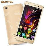Oukitel C5 Pro Robustes Smartphone ohne Vertrag Dual SIM 4G Handy 5 Zoll Android 6.0 2GB RAM 16GB...