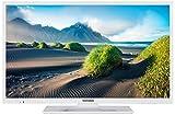 Telefunken XF32D401D-W 81 cm (32 Zoll) Fernseher (Full HD, Smart TV, Triple Tuner, DVD Player)