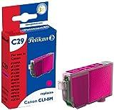 Pelikan Druckerpatrone C29 ersetzt Canon CLI-8M, Magenta