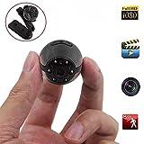 Mini Kamera BUOCEANS® 1080P/720P HD Tragbare Kamera IP Überwachungskamera Sicherheit Kamera 6 LEDs...