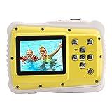 Kinder-Kamera,eTTgear PP-J52 Unterwasser-Action-Kamera Wasserdicht Staubdicht Kinder Camcorder 5M...