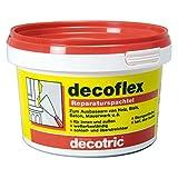 decoflex Reparaturspachtel für Holz Stein Beton Putz Metall 750g