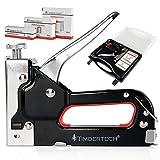 Timbertech®–takr01–Heftgerät–mit-Koffer und Heftklammern