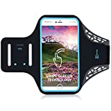 Handytasche Sport Iphone 6 Plus 7 Plus 8 Plus Sportarmband Handyhülle Running Armband für Samsung...