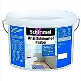SchimmelX Anti Schimmel Farbe       5,000 L