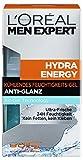 L'Oréal Men Expert Hydra Energy kühlende Feuchtigkeitspflege für Männer, 1er Pack (1 x 50 ml)