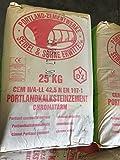 Zement CEM II / 32.5 R, 25kg (1)