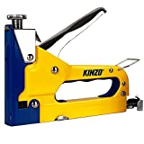 Kinzo 3in1 Hand Tacker und Heftgerät Set