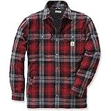 Carhartt .102333.608.s006Hubbard Sherpa Gefüttert Shirt Jacke, Farbe: Dark Crimson, Größe: groß