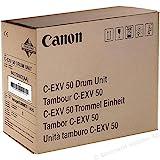 1x Original Canon Trommel 9437B002 C-EXV50 für Canon IR 1435 I - BLACK - Leistung: ca. 35500 Seiten/5% -
