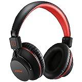 Mpow Bluetooth 4.1 Kopfhörer Over Ear Headset, leichtem Rückstellschaum Ohrpolster & Dual 40mm Treiber, 20 Stunden Spielzeit, Pefekte Bass, 3,5 mm AUX, On-Ear Steuerung