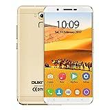 Oukitel U16 Max Smartphone 6 Zoll HD Display Android 7.0 4G LTE Handy 3GB RAM 32GB ROM 4000mAh...