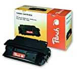 Peach Tonermodul schwarz, High Capacity kompatibel zu Canon, Brother, HP 4127X