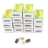 sourcingmap 15 Paar 13x7.5x6.5mm Strom Werkzeug elektrisch Motorkohle Kohlebürste Ersatz de