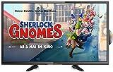 Dyon Sigma 32 Pro 80 cm (32 Zoll) LED-Fernseher (HD Ready, Triple Tuner, DVB-T2 H.265/HEVC, DVD)