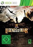 HISTORY: Legends of War - [Xbox 360]