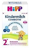 HiPP Kindermilch ComBiotik, 4er Pack (4 x 600 g)