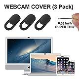 GEARGO Webcam Abdeckung Webcam Cover Kamera Sticker Privacy-Schutz für PC Laptop Macbook pro ipad...