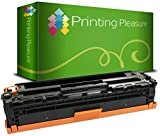 PRINTING PLEASURE CF210X 131X 6273B002 Schwarz Premium Toner kompatibel für HP LaserJet Pro 200 Color M251n, M251nw, MFP M276n, MFP M276nw, Canon LBP-7100CN, LBP-7110CW, MF-8230CN, MF-8280CW