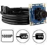 ELP 2.1mm Objektiv 1080p HD Kostenlose Treiber USB-Kamera-Modul für Linux/Windows/Android